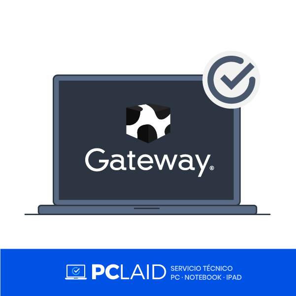 reparacion de notebook gateway